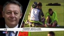 """Benzema accuse Deschamps de racisme : des propos """"totalement inacceptables"""" selon Thierry Braillard"""