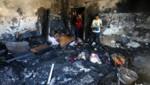 Cisjordanie : maison incendiée par des colons israéliens, et où un bébé palestinien est mort, 31/7/15