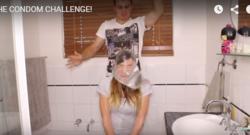 Condom challenge : nouveau défi sur les réseaux sociaux