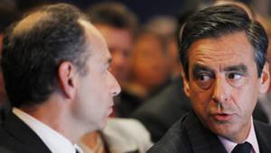 Copé Fillon UMP Sarkozy