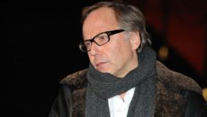 Fabrice Luchini le 27 février 2010 au théâtre du Châtelet.