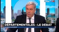 """François Sauvadet (UDI) : """"Je ne jette pas l'eau du bain de la solidarité"""""""