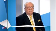 """Jean-Marie Le Pen : deux patrons départementaux écartés, """"ça m'étonnerait qu'ils démissionnent"""""""