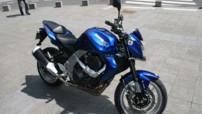 Kawasaki Z750 2009 - Avant