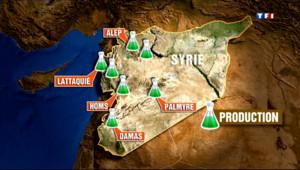 Le 20 heures du 2 septembre 2013 : L'arsenal syrien d%u2019armes chimiques parmi les plus puissants du monde - 738.506