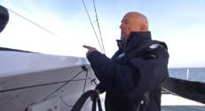 Le 20 heures du 26 octobre 2014 : La route du Rhum : embarquez �ord du Spindrift avec Louis Bodin - 1909.4671904296877