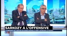 """UMP : """"Sarkozy a une priorité, celle de plaire à l'électorat centriste qui ne l'aime pas beaucoup"""""""