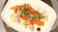 MasterChef - Ragout de veau anis et ses quenelles 