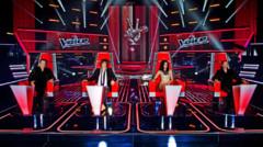 Garou Louis Bertignac Jenifer Florent Pagny The Voice