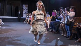 A la Fashion Week, il y avait aussi des mannequins de moins d'1m30