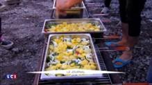 Grande-Synthe : des ateliers de cuisine pour les migrants
