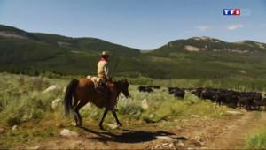 Le 20 heures du 14 août 2014 : Au royaume des cow-boys, le tourisme se d�loppe - 1690.6010874023439