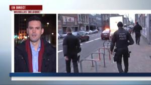 Le 20 heures du 16 janvier 2015 : Europe : quels sont les dispositifs déployés pour lutter contre la menace terroriste ? - 613.861