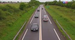 Le 20 heures du 8 mai 2015 : Limitation à 80 km/h sur route nationale cet été : le test pourrait se généraliser - 928