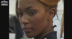 Les débuts de Naomi en 1993