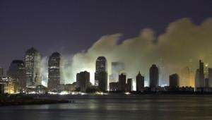 new york skyline 11 septembre après