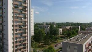 TF1/LCI : HLM dans la banlieue parisienne