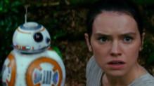 Un extrait du court teaser de Star Wars - Episode VII ! Le Réveil de la force dévoilé le 27 août 2015.
