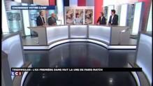Valérie Trierweiler, encore à la Une de Paris Match