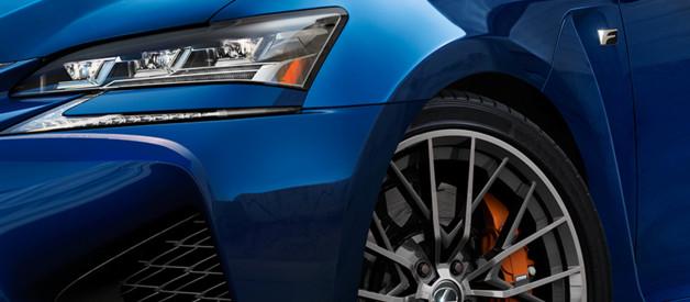 Lexus GS-F 2015 - Image Teaser