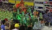Carnaval de Rio : des françaises réalisent leur rêve au Sambodrome