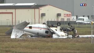 Crash d'un avion de tourisme (archives)