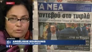 """Crise de la dette : """"Un vendredi calme"""" en Grèce"""