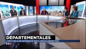 Départementales : la gauche finalement proche de l'UMP ?