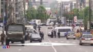 Fausse alerte à la bombe à Bruxelles : le suspect arrêté portait une ceinture d'explosifs factice