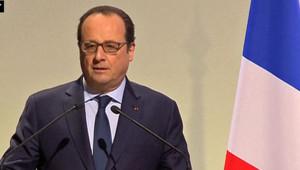 François Hollande ouvre la COP 21 le 30 novembre 2015 au Bourget