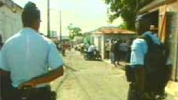 guadeloupe policier police