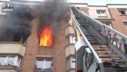 Incendie à Paris : 7 blessés dont un pompier