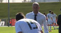 Le 20 heures du 26 octobre 2014 : Zin�ne Zidane au c%u0153ur d%u2019une pol�que - 2202.3739868164066