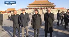 Le 20 heures du 30 janvier 2015 : Manuel Valls en Chine, entouré d%u2019hommes d%u2019affaires - 1122.835