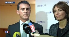 """Manuel Valls : """"Oui, nous aurons une amélioration de l'emploi"""""""