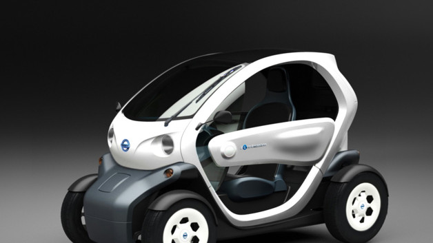 Nissan Twizy