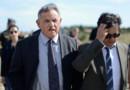 René Marratier, ancien maire de la Faute-sur-Mer (à gauche sur la photo) avec son avocat Didier Seban (à droite)