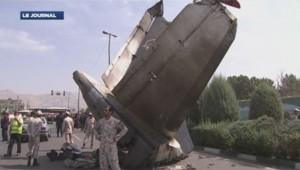 Un avion de tourisme s'écrase près de Téhéran (Iran)