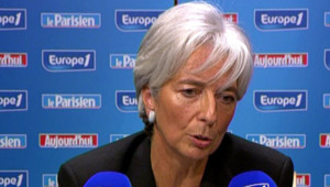 Christine Lagarde sur Europe 1 (21 septembre 2008)