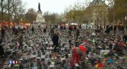 COP 21 : indignation après le saccage du mémorial des attentats