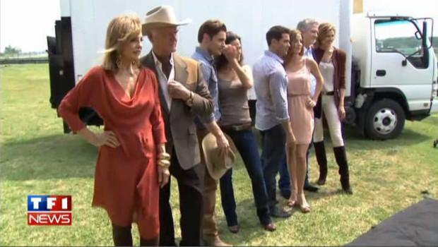 Dallas de retour : Sue Ellen, JR et Bobby n'en reviennent toujours pas