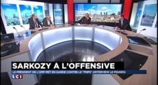 """Interview de Sarkozy dans Le Figaro : """"Un vide de propositions nouvelles"""""""