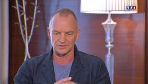 Le 20 heures du 20 septembre 2013 : The Last Ship, le nouvel album de Sting - 2013.7521065673834