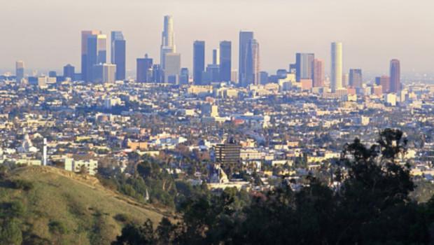 Los Angeles est la métropole la plus peuplée de la Californie.