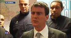 """Manuel Valls : """"Jamais nous n'avons connu un aussi grand danger en matière de terrorisme"""""""