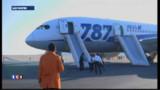 Le Dreamliner de Boeing victime de ses batteries : Airbus avait prévenu