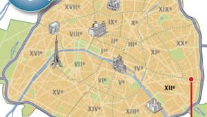 Deux hommes se sont mutuellement donné des coups de couteau jeudi dans le XIIe arrondissement de Paris.