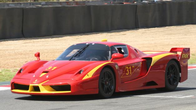 Nueva Ferrari FXX K — Mundoautomotor