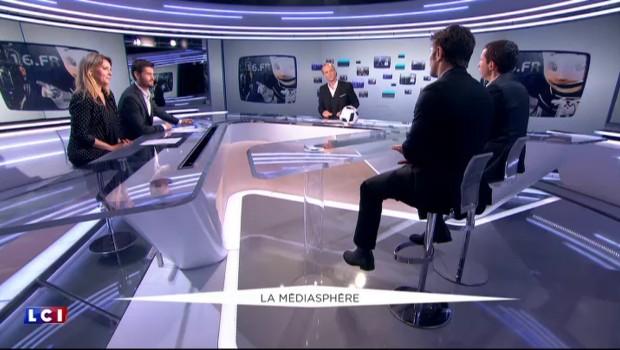 Grégoire Margotton espère collaborer avec LCI
