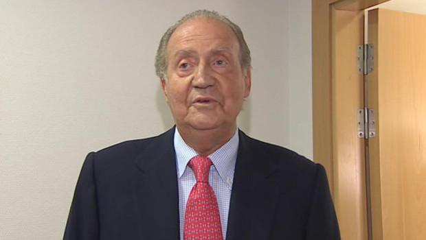 Le roi d'Espagne s'excuse pour son safari à 30.000 euros (18 avril 2012)